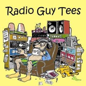 radio Guy Tees junksale ham radio lamco barnsley
