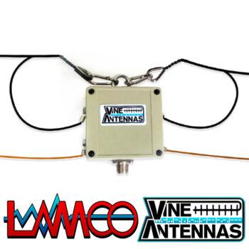 Vine Antennas AS-OCF-404-HP | High Powered Antenna 40m to 4m | LAMCO Barnsley