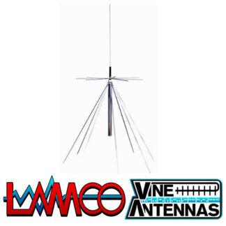 Vine Antennas RST-Deluxe | Discone Antenna | LAMCO Barnsley