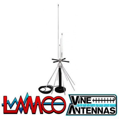 Vine Antennas RST-DeskDisc | Desktop Discone Antenna | LAMCO Barnsley