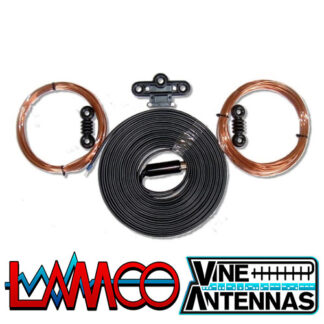 Vine Antenna G5RV | Full Size Poly Flex Weave LAMCO Barnsley