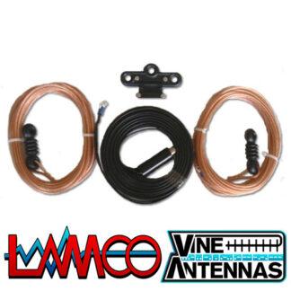Vine Antenna G5RV | Half Size Poly Flex Weave | LAMCO Barnsley