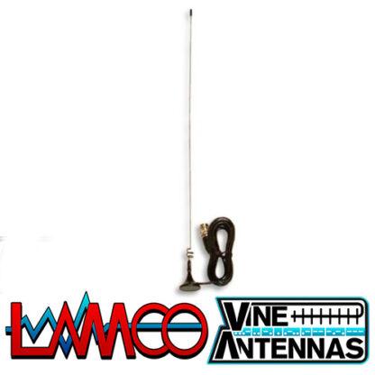 Vine Antennas RST-LM-100S   2m/70cm Mobile Antenna   LAMCO Barnsley