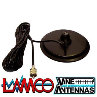 Vine Antennas RST-6 | 3/8 Mag Mount | LAMCO Barnsley
