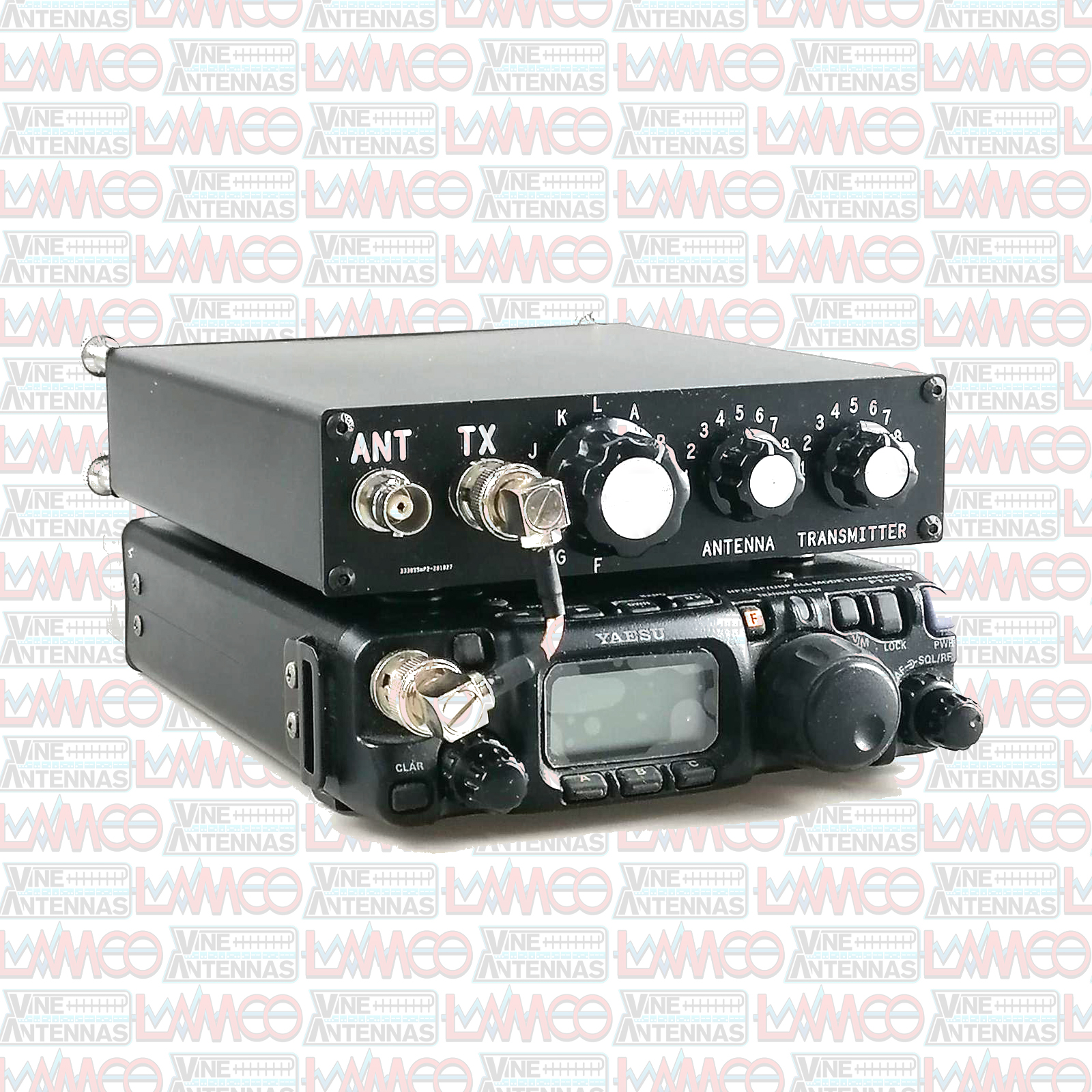 Vine Antennas RST-818 | Portable Go Pack | LAMCO Barnsley