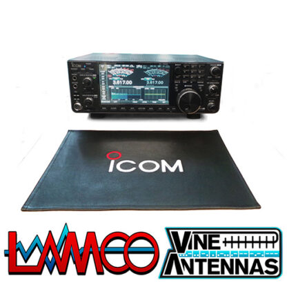 Vine Antennas RST-I   LAMCO Exclusive Shack Mat   LAMCO Barnsley