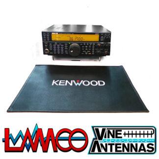 Vine Antennas RST-K | LAMCO Exclusive Shack Mat | LAMCO Barnsley