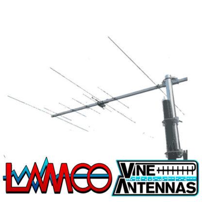 Vine Antenna RST-LAMFOX | 2/70 Portable Beam | LAMCO Barnsley