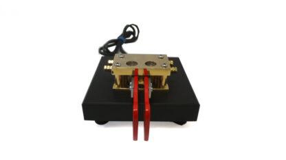 Vine Antenna RST-TP1 | Twin Paddle Magnetic Morse Key | LAMCO Barnsley