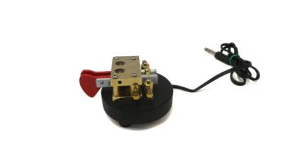 Vine Antenna RST-TP3   Twin Paddle Magnetic Morse Key   LAMCO Barnsley