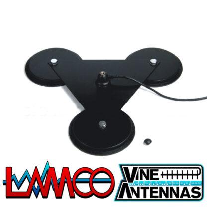 Vine Antennas RST-Trimag HD | 3/8 Heavy Duty Mag Mount | LAMCO Barnsley