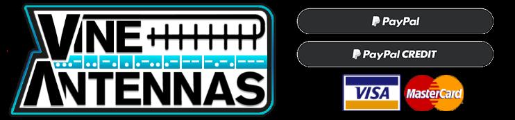 Vine Antennas UK HAM Radio Amateur Radio Accessories Antennas ATU's